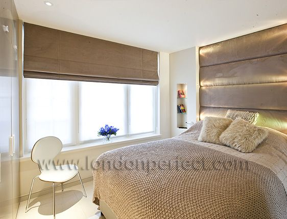 Luxurious bedroom in The Mayfair apartment rental in London