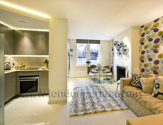 Mayfair Apartment In London
