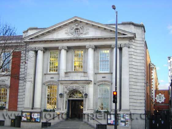 Chelsea Town Hall hosts many celebrity weddings
