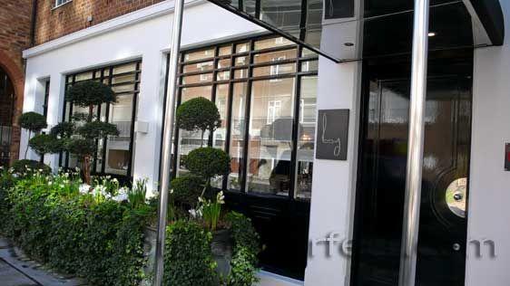 Gordon Ramsay Restaurant Chelsea