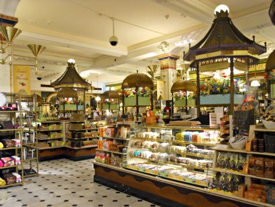 Stock your London pantry with gourmet finds from Harrods