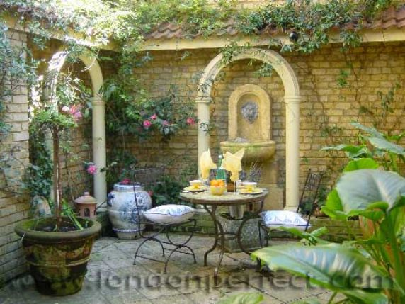 17 Best ideas about Italian Patio on Pinterest Italian style