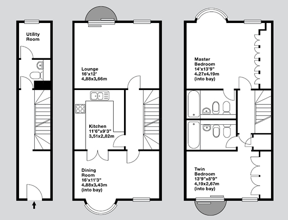 floor plans 2 bedroom townhouse for rent trend home design and decor