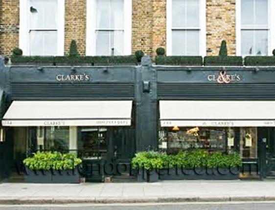 Restaurant And Bakery In Kensington