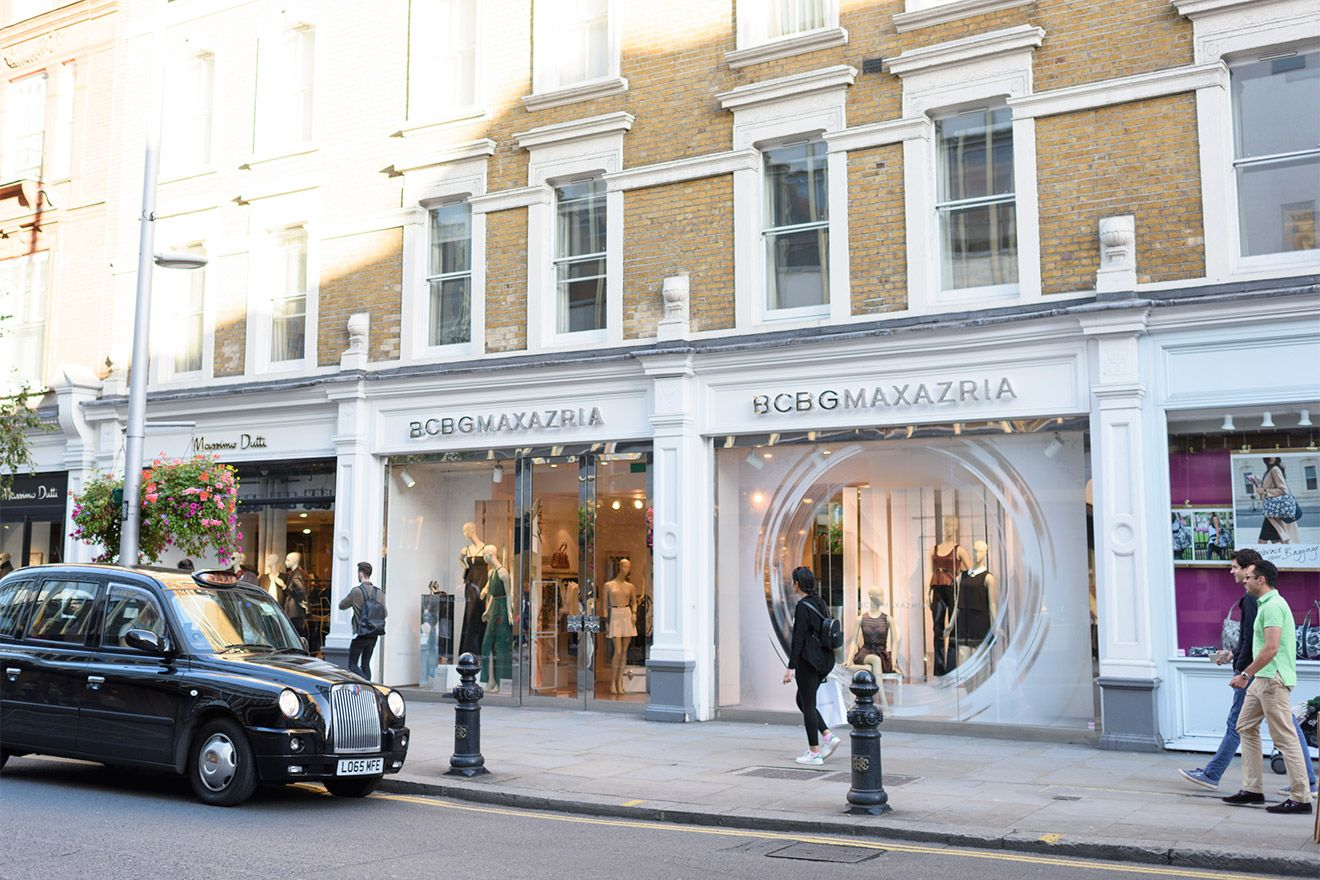 Shop at the chic High Street Chelsea