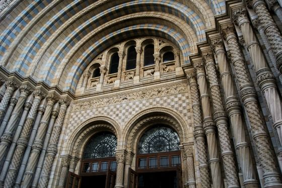 National History Museum Exterior