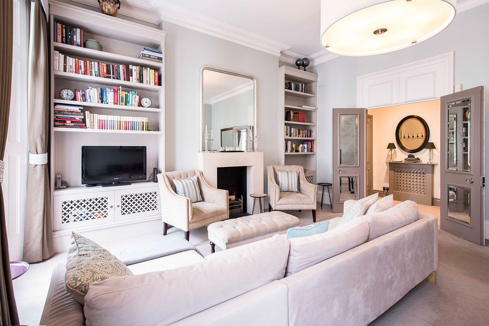 Elegant South Kensington 2 bedroom vacation rental