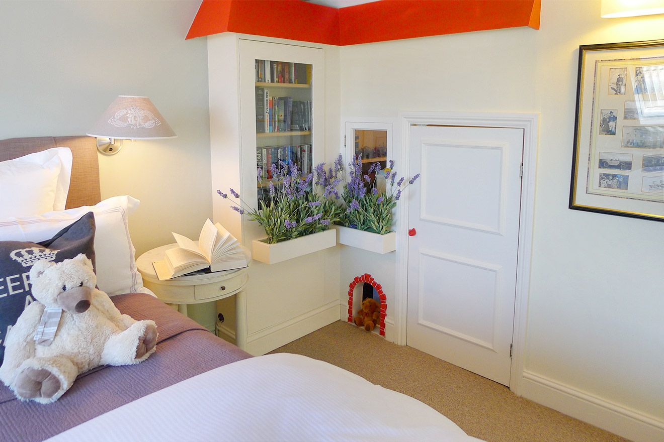Lovely play area in the third bedroom of the Victoria rental offered by London Perfect