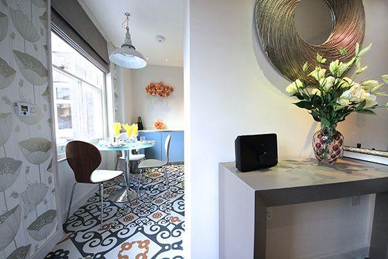 Fully Remodelled Modern Kitchen