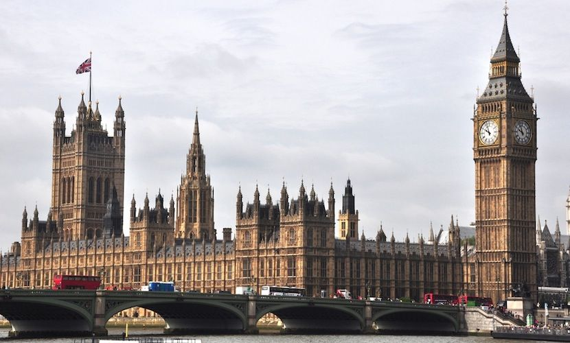 Walk just a few minutes to Big Ben and Houses of Parliament