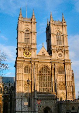 Westminster Abbey is just around the corner!