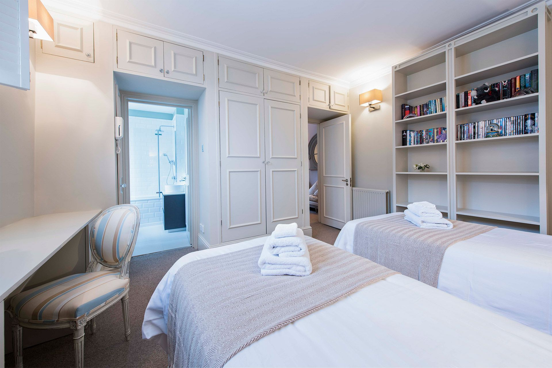 Impeccable London Home Rental in Secluded Kensington