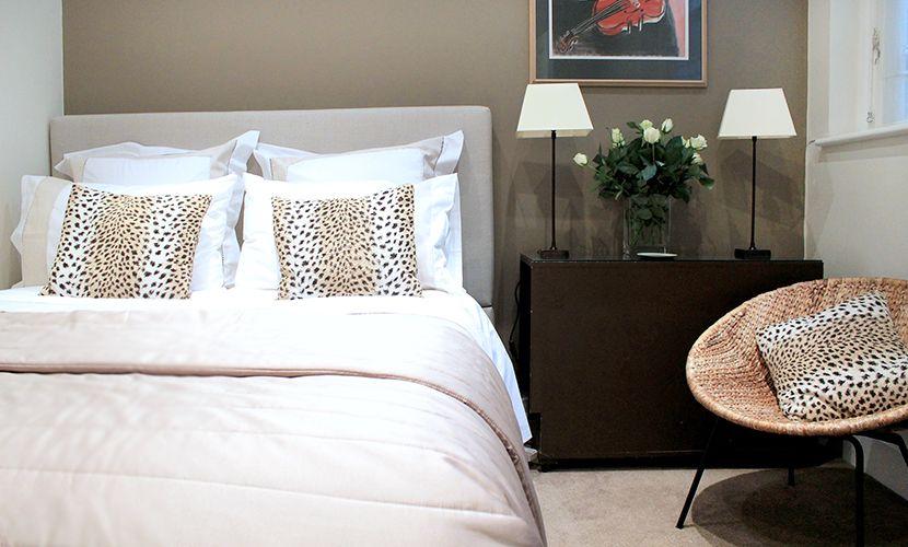 Comfortable South Kensington studio rental in London