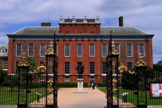 Visit Kensington Palace in Kensington Gardens nearby