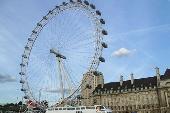 Visit the London Eye and top sights quickly and easily!