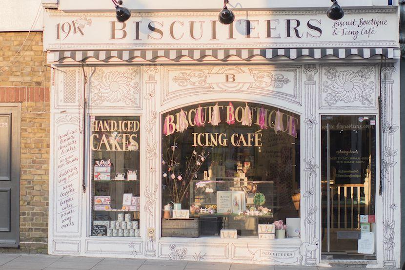 Cake Shops High Street Kensington