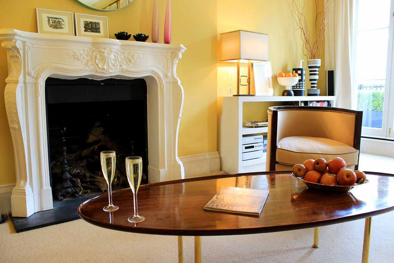 Enjoy leisurely evenings at home in London at the Belgravia