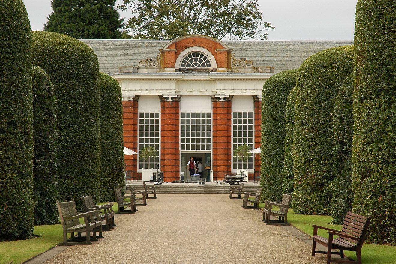 The Orangery at Kensington Palace