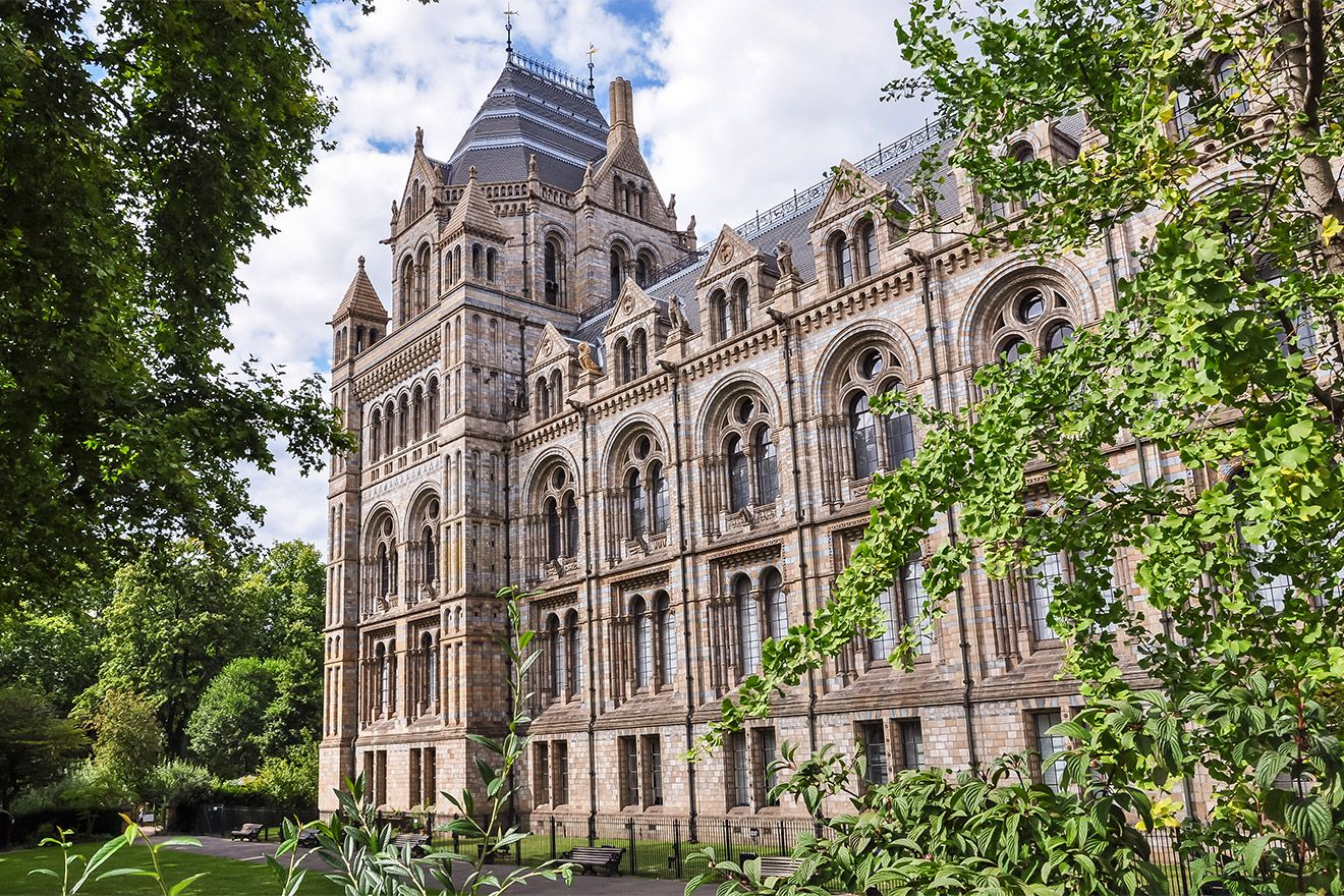 Natural History Museum Exterior