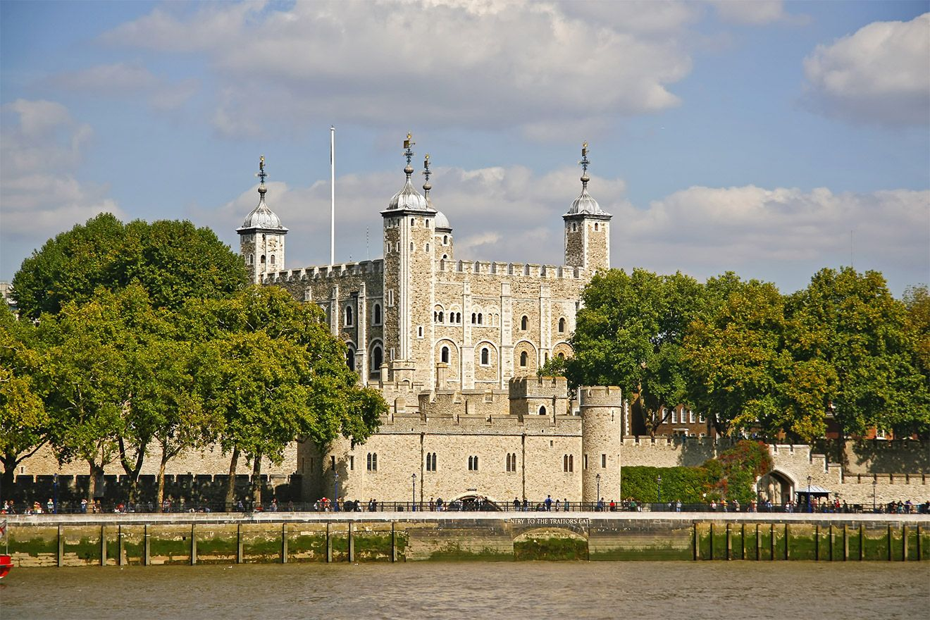 The Tower of London is a must-do for any English vacation