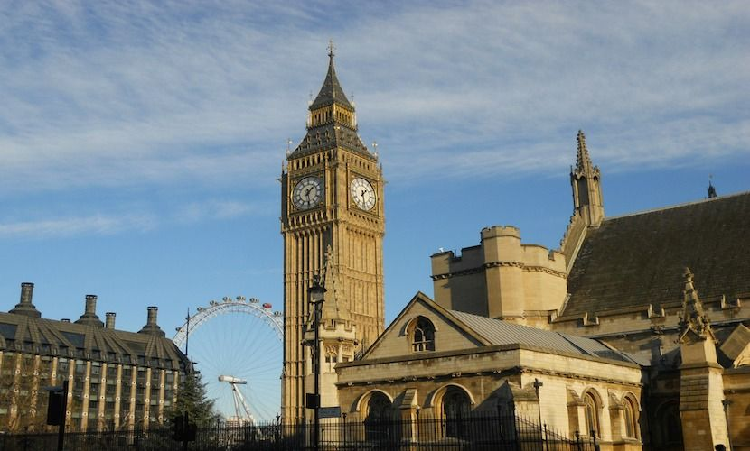 Visit London's Big Ben and London Eye