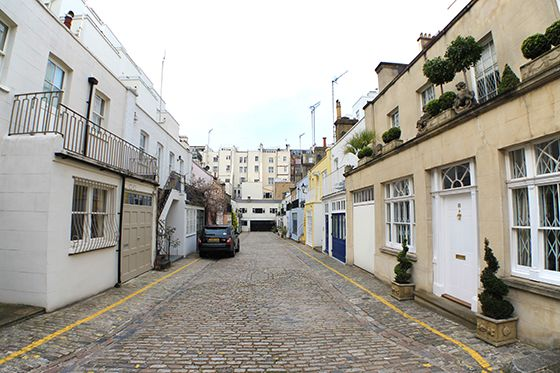 South Kensington Mews Home Rental London