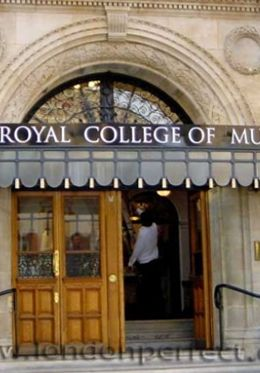 See a concert at the Royal College of Music in London