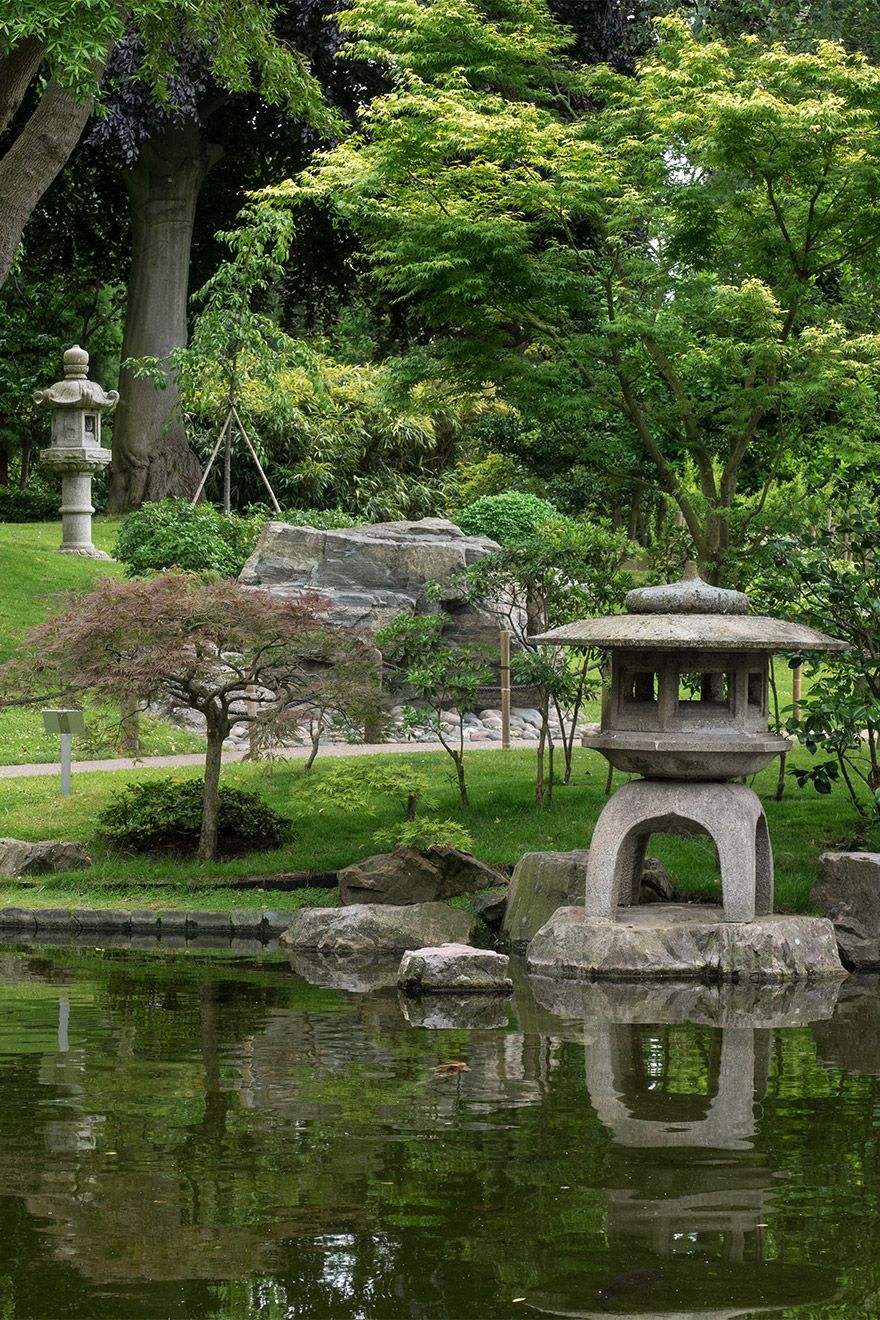 Kyoto Gardens in Holland Park