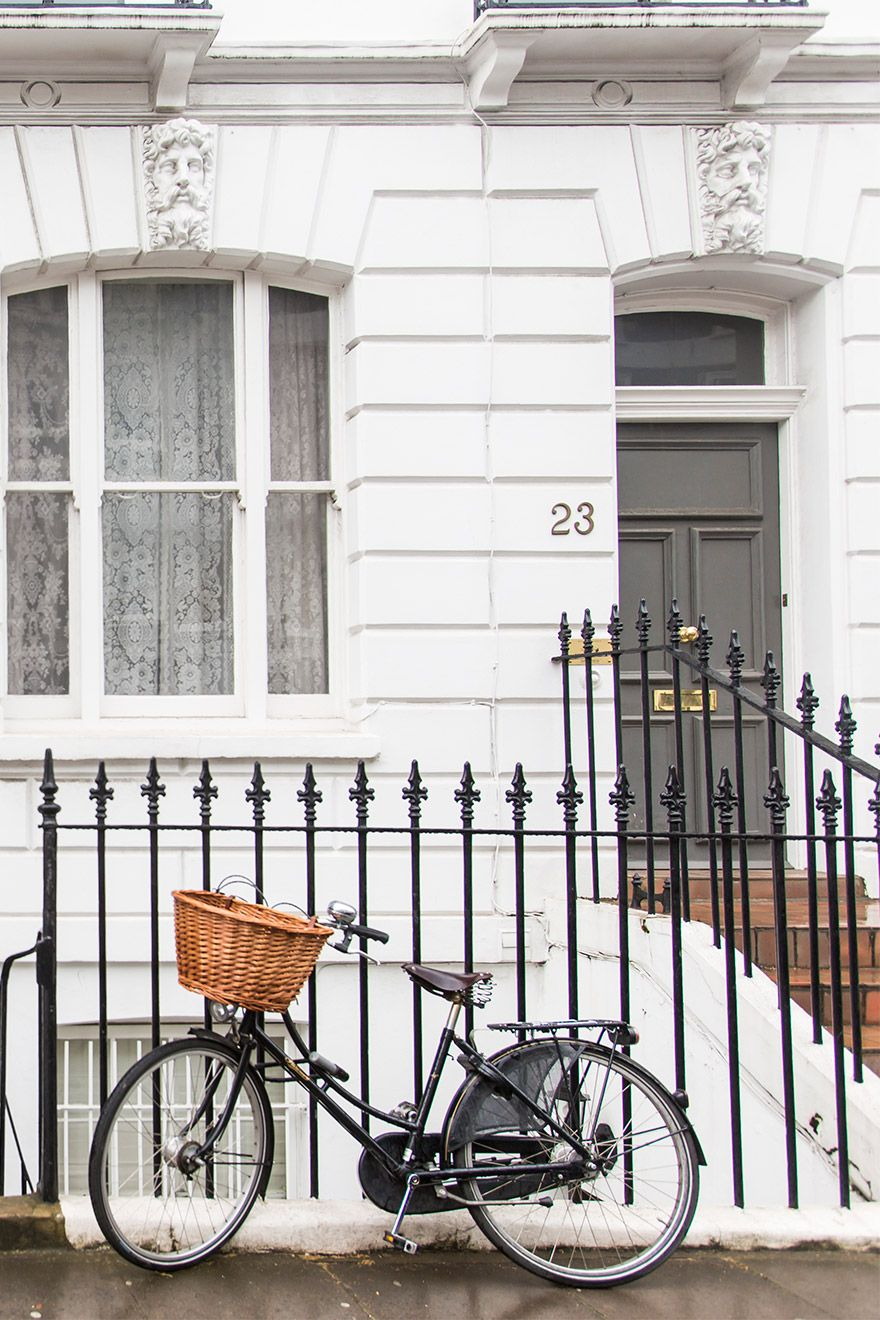 Take a bike ride around the stunning Kensington neighborhood