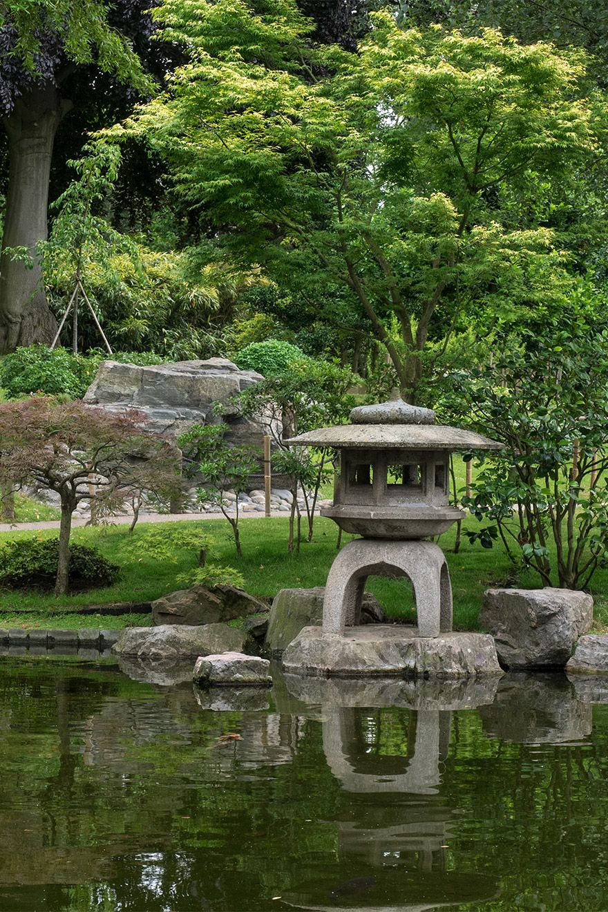 Japanese Gardens, Holland Park London