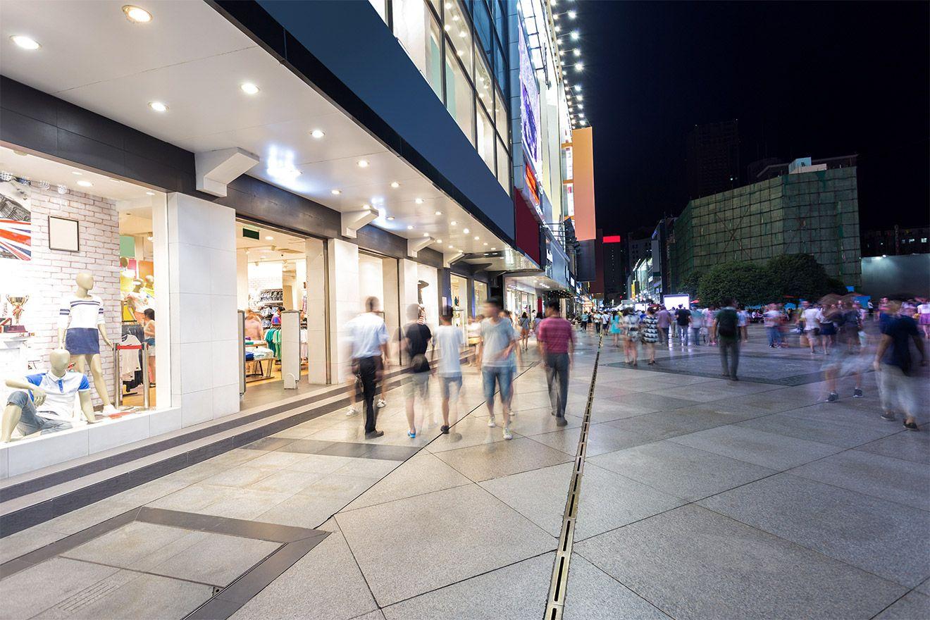 Westfield Shopping Mall London