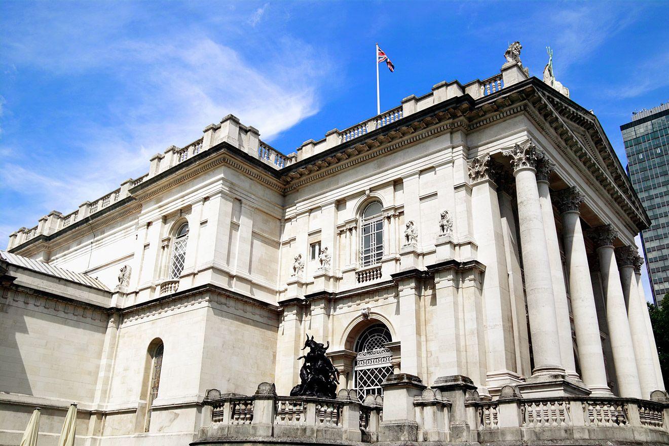 Tate Britain Museum Exterior
