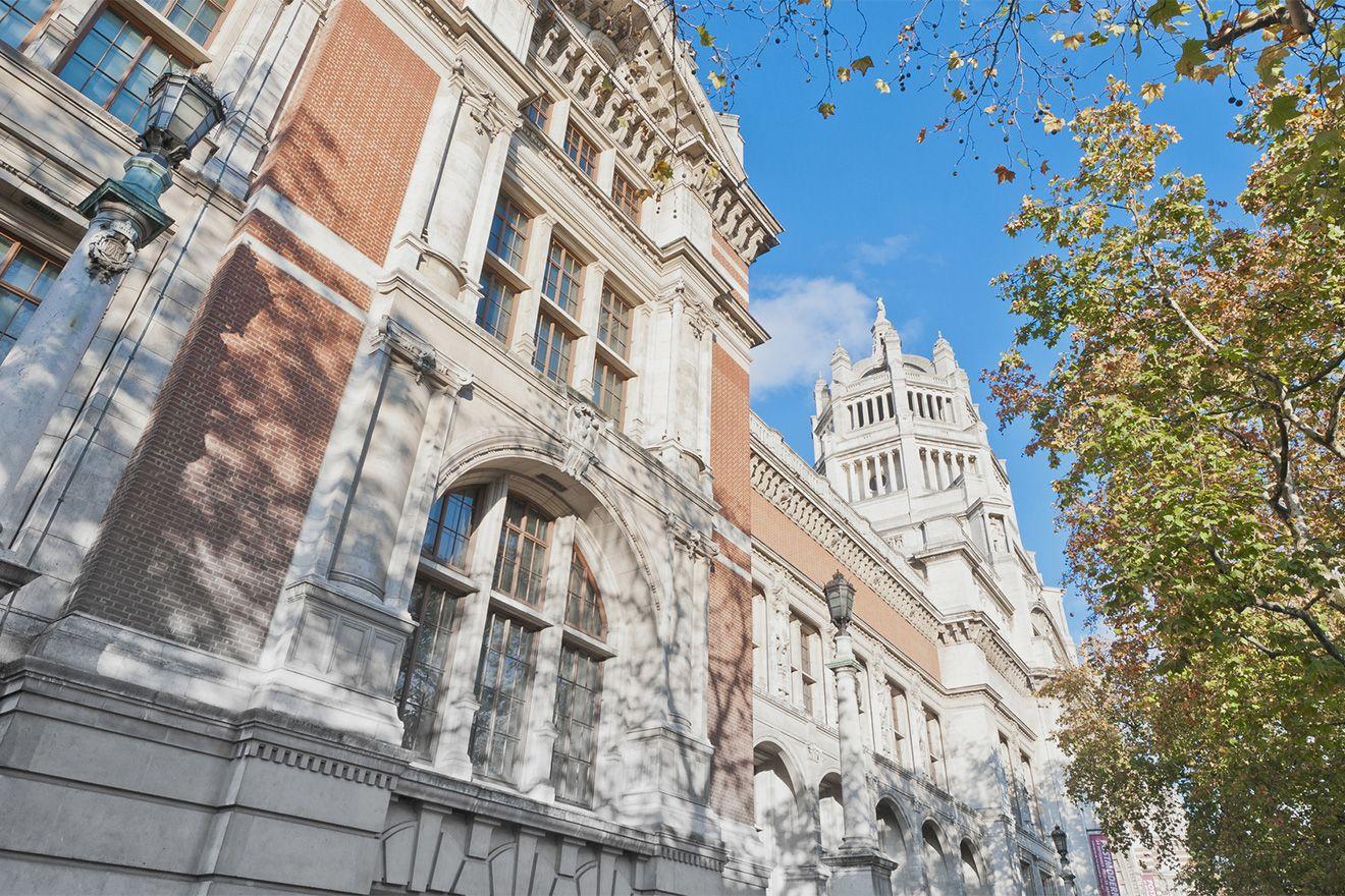 Victoria and Albert Museum Exterior