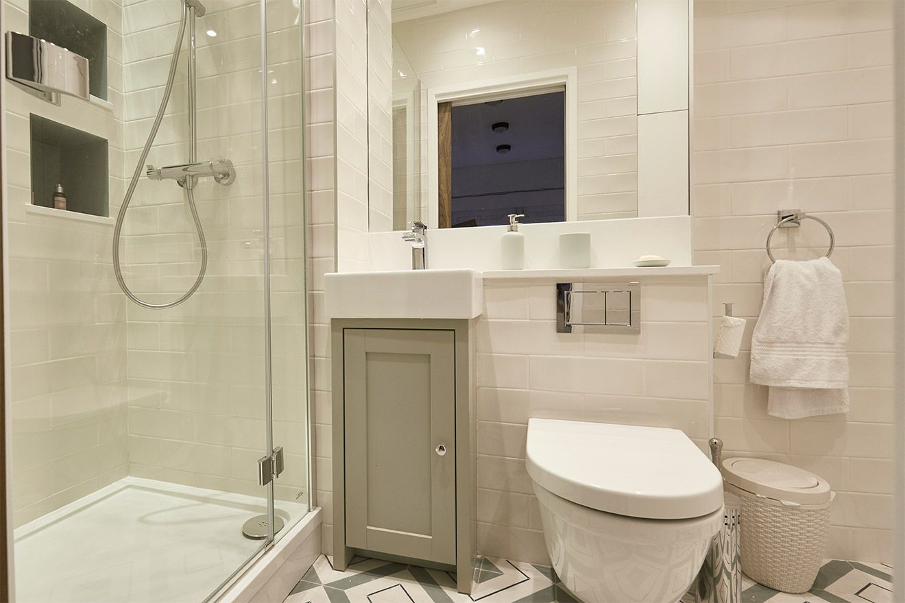Third bathroom of the Danebury vacation rental offered by London Perfect