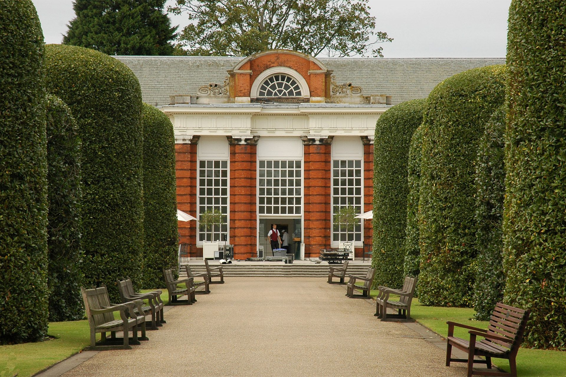 Visit Kensington Palace and the beautiful gardens