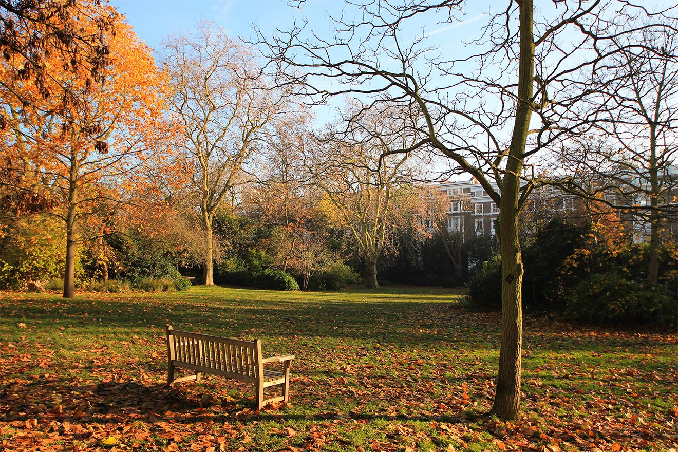 Lovely park near to the Leicester London vacation rental