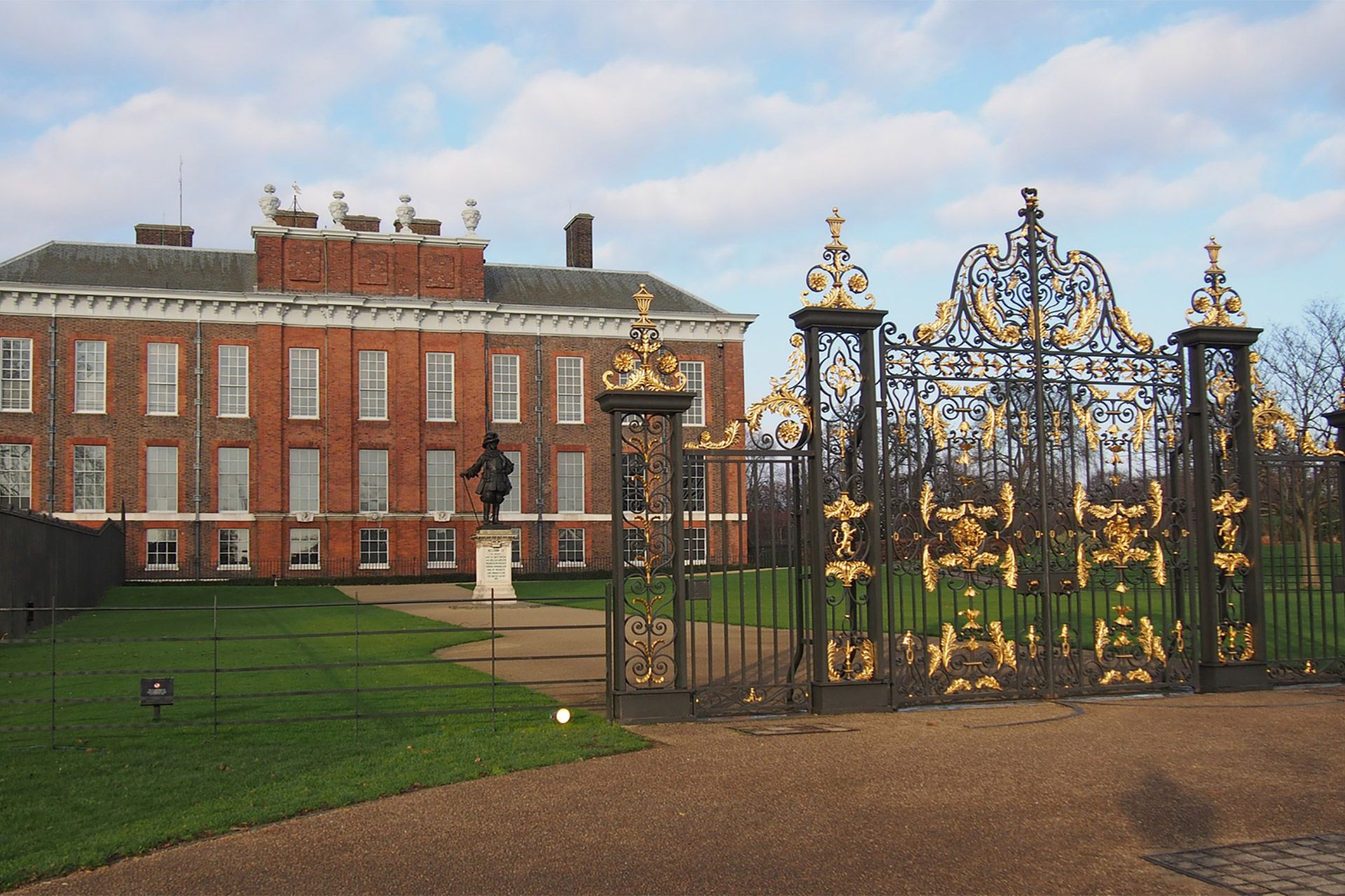 Kensington Palace gates