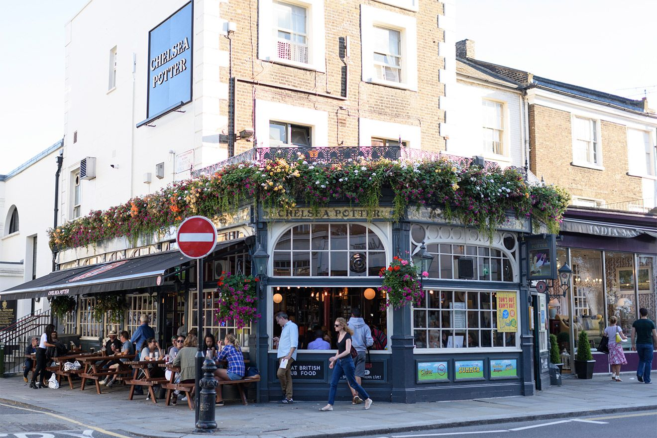 Restaurants in Notting Hill London