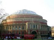 Enjoy a show at the Royal Albert Hall in London