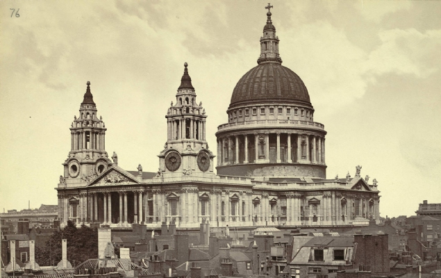 St. Paul's Cathedral | Things to See in London