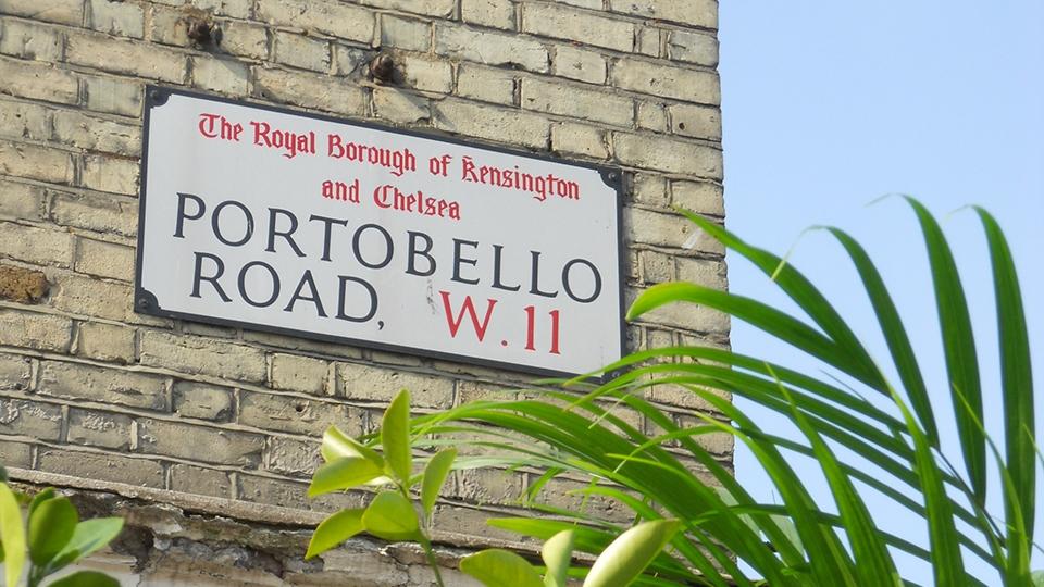 portobello road market london guide. Black Bedroom Furniture Sets. Home Design Ideas