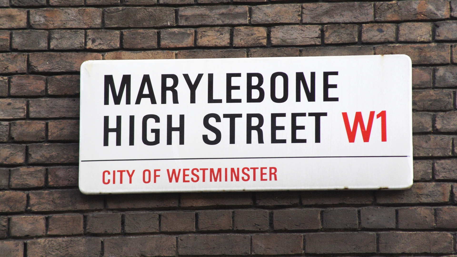 Shopping in Marylebone Village