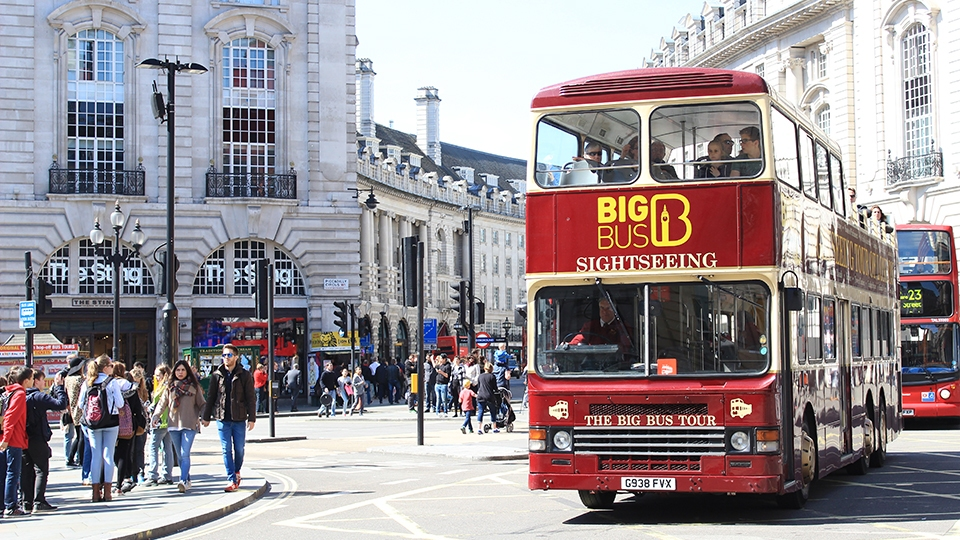 London's Bus Tours
