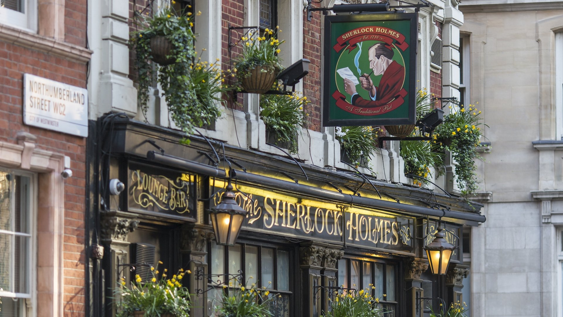 English Pubs & Bars