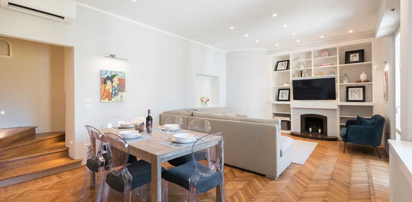 Announcing Felicita, Italy Perfect's Newest Florence Apartment