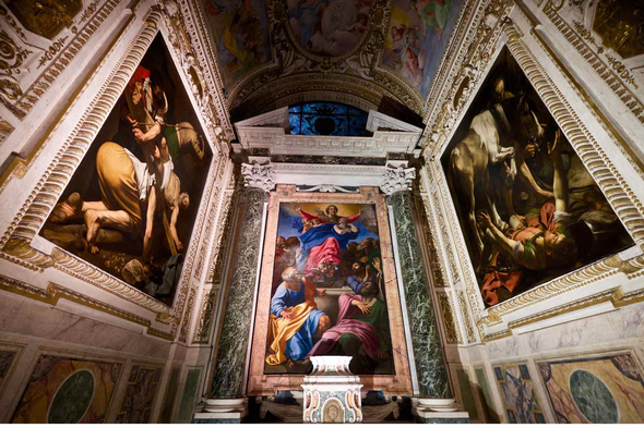 Caravaggio Paintings in Rome: Amazing Art that Shocked the Church