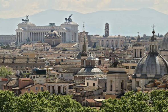 5 Marvelous Rooftop Bars in Rome