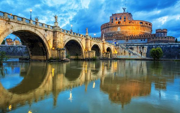 Rome's Most Beautiful Historic Bridges