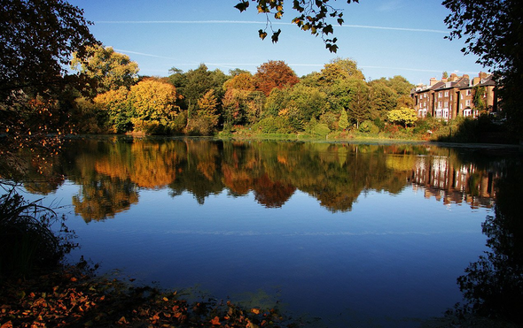 Why We Love London In The Fall