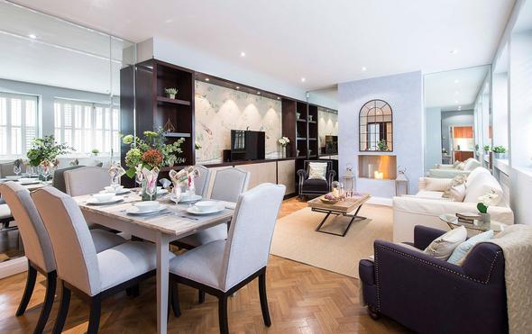 The Eldon: Our Gorgeous New Mews Home In Kensington